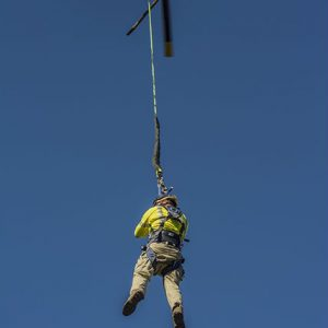 Helicopter Lineman